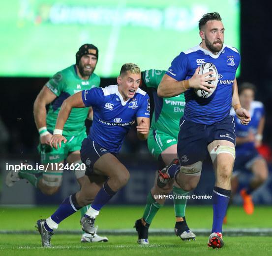 Leinster Rugby Season 2014 15 So Far: Leinster 24 Connacht 13