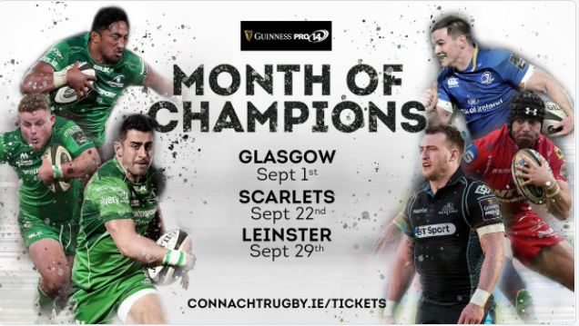 Connacht v Glasgow preview - Craggy Rugby